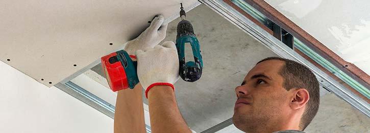 profielen gyproc plafond