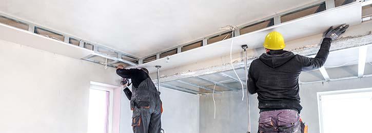 kosten gyproc plafond